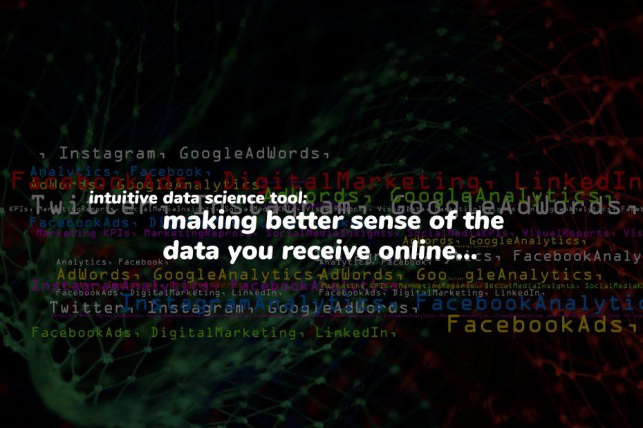 data science tool