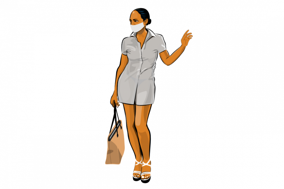 masked-woman-with-shopping-bag-prod-image